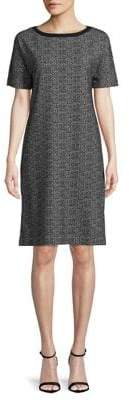 Max Mara Marabu Short-Sleeved Dress