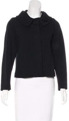 Marni Wool Button-Up Jacket
