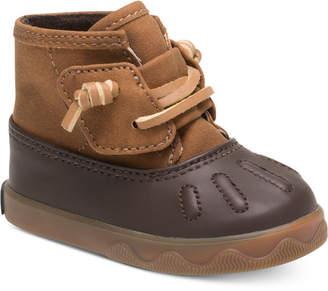 Sperry Baby Girls Duck Boots