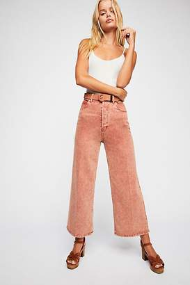 We The Free Wales Wide-Leg Jeans