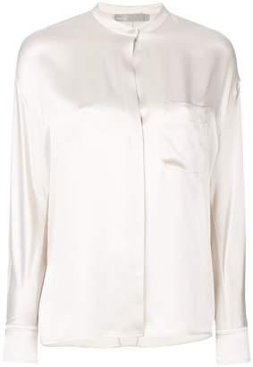 Vince placket blouse