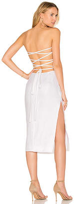 MILLY Addison Dress in White. - size 4 (also in 6,8)