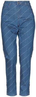 Karl Lagerfeld Paris Denim pants - Item 42745184TQ