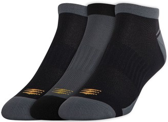 PowerSox By Goldtoe Men's by GOLDTOE 3-pack No-Show Socks
