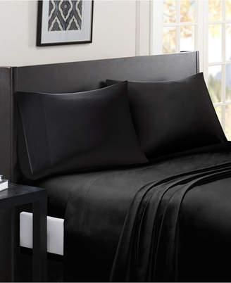 Jla Home Madison Park Essentials Micro Splendor 3-pc Twin Xl Sheet Set Bedding