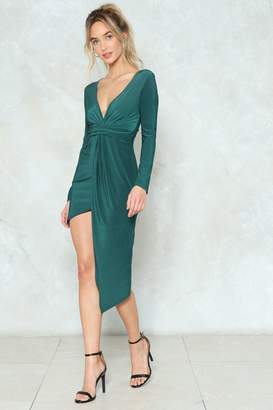 Nasty Gal And Here's the Twist Dress