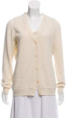 Loro Piana Baby Cashmere Button-Up Cardigan Set