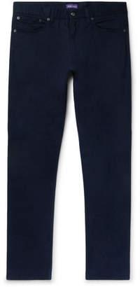 Ralph Lauren Purple Label Slim-Fit Stretch-Denim Jeans - Men - Navy