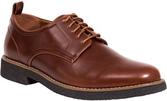 Deer Stags Men's Memory Foam Dress Casual Oxfords - Highland