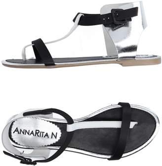Annarita N. Toe strap sandals - Item 11169961LS