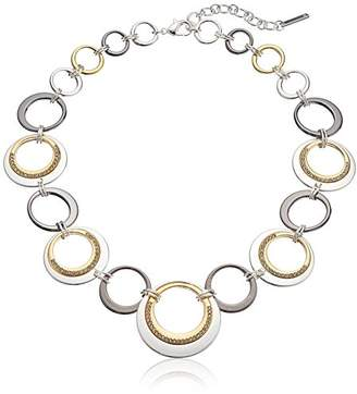 Nine West Ring Around Collar Necklace