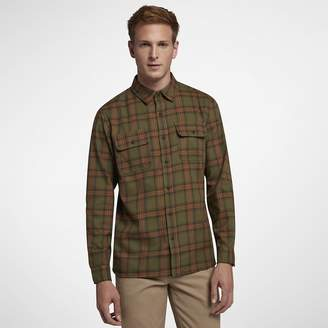 Hurley Dri-FIT Syd Mens Woven Long-Sleeve Top