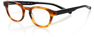 Eyebobs Waylaid Square Acetate Readers