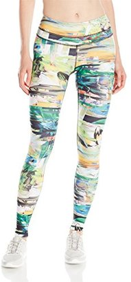 Lucy Women's Studio Hatha Print Legging $42.15 thestylecure.com