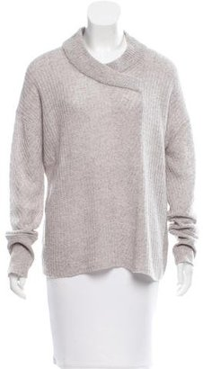 Inhabit Cashmere Long Sleeve Sweater w/ Tags $125 thestylecure.com