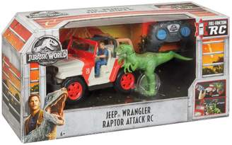Jurassic World Ragin Raptor Attack RC