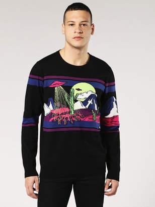 Diesel Sweaters 0KARV - Black - L