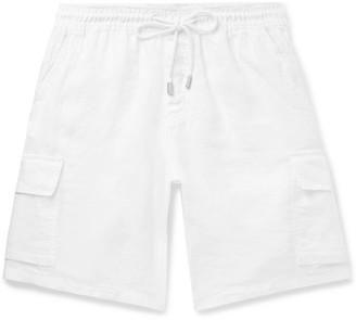 Vilebrequin Baie Linen Cargo Shorts