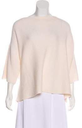 Bamford Cashmere Oversize Rib Knit Sweater