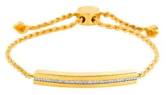 Monica Vinader Diamond Station Bracelet