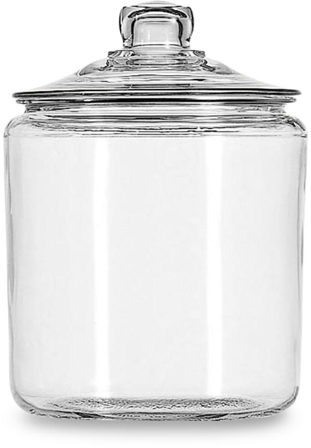 Anchor Hocking Heritage Hill 1-Gallon Storage Jar
