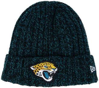 New Era Women's Jacksonville Jaguars On Field Knit Hat