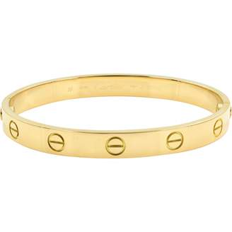 Cartier Love Yellow Yellow gold Bracelets