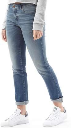 Diesel Womens Sandy 0681U Straight Leg Jeans Light Blue