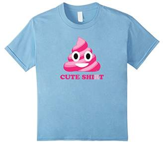 Poop Emoji Funny T-Shirt