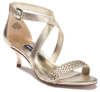 Nine West Xaling Kitten Heel Sandal