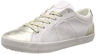 Geox Women's D Warley A Low-Top Sneakers