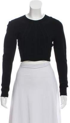 Cushnie et Ochs Cropped Sweater w/ Tags