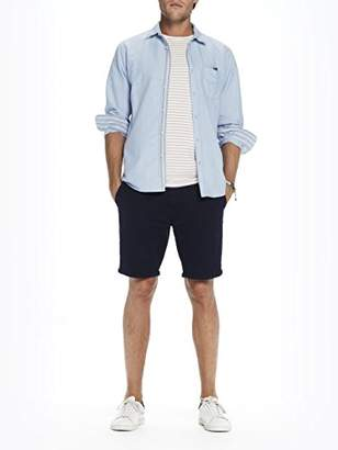 Scotch & Soda Men's Classic Chino Short in Stretch Cotton Twill Quality