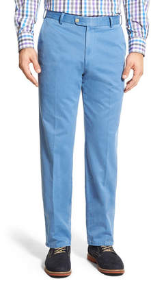 Peter Millar Raleigh Washed Twill Pant $125 thestylecure.com