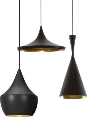 Plata Import Set of 3 Carol Pendant Lamp Set
