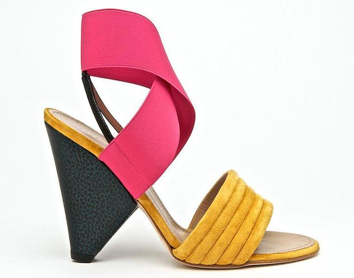 Proenza Schouler Criss Cross Sandal