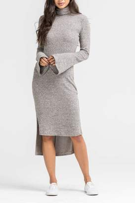 Factory Unknown Longsleeve Turtleneck Dress