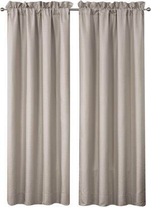 "Waterford Victoria Pole Top Pair 100"" x 84"" Window Drapery"