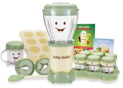 Magic Bullet® The Original Baby BulletTM 4-Cup Food Processor