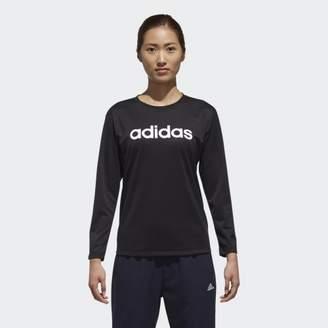 adidas (アディダス) - W SPORT ID リニアロングスリーブTシャツ