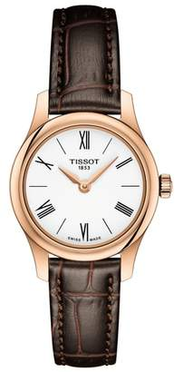 Tissot Tradition 5.5 Lady Round Bracelet Watch, 25mm