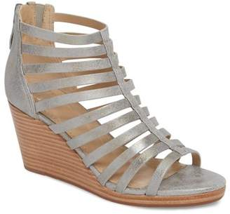 Johnston & Murphy Geneva Strappy Wedge Sandal (Women)