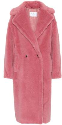 Max Mara Tapioca wool-blend teddy coat
