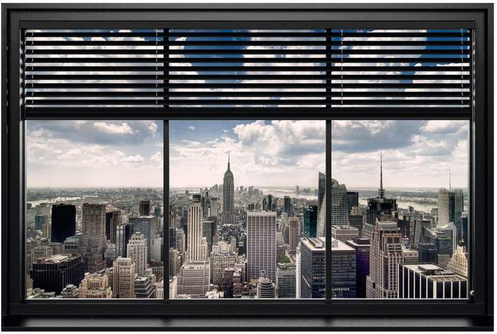 Reinders Bild New York Window