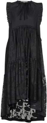 Veronique Branquinho 3/4 length dresses - Item 34784139