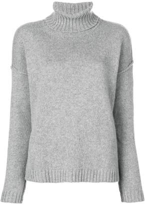 Crossley roll neck sweater