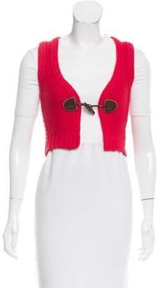 DSQUARED2 Wool Knit Vest