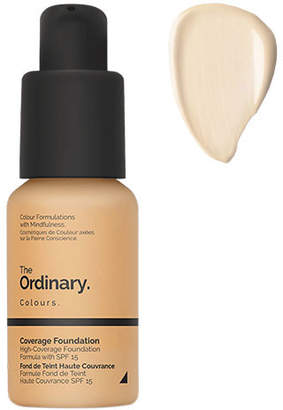 The Ordinary Coverage Foundation SPF 15 - Very Fair 1.0NS