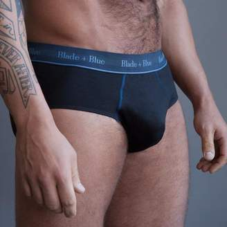 Blade + Blue Black Brief Underwear