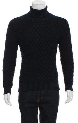 Etro Wool Turtleneck Sweater
